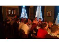 Fun Waiter / Waitress needed for busy Gastro pub