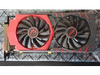 MSI Gaming R9 390 8Gb GPU