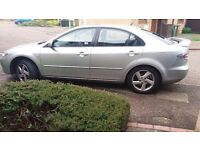 Mazda 6 for sale with long M.O.T and good running engine. £425.00