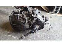 2006-10 Ford Galaxy 2.0 TDCI Automatic Gearbox TF-81SC 7G917000AA