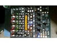 Behringer DDM 4000 pro 5 channel dj mixer