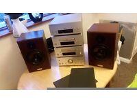 Denon hifi stereo