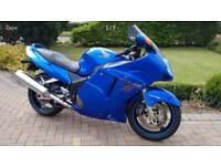 HONDA SUPER BLACKBIRD CBR100XX PX OR SWAP FOR ESTATE