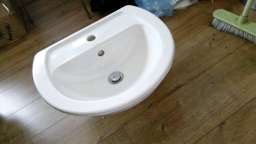 Bathroom Sinks Gumtree bathroom basin sink ceramic sottini brand used | in stratford