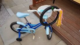 "Kids Bike MERIDA 16"" ALUMINIUM FRAME"