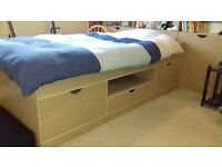 Cabin bed - excellent condition