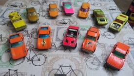 Matchbox (superfast, lesney) metal small cars £17