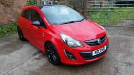 2013 VAUXHALL CORSA 1.2 LIMITED EDITION