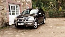Kia Sorento crdi XE 5 speed manual * 12 month mot * excellent condition in & out