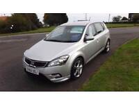 KIA CEED 3 CRDI,1.6, AUTO,2010,Alloys,Air Con,Cruise Control,Full KIA Service History,Very Clean