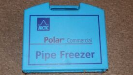 pipe freezing kit, can be used on commercial