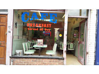 Cafe for sale