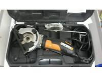 WORX MINICIRCULAR SAW 85mm WX426
