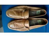 Men's Leather Shoes - Size 45