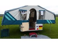 Folding Camper Trailer - Pennine Fiesta