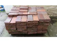 Terracotta Floor Tiles (100mm x 200mm) - 10 squ meters