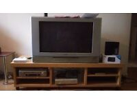 TOSHIBA TV, VCR, SKY BOX, 3 BT HOME HUBS £40 FOR EVERYTHING