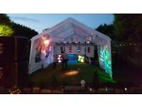 Marquee large 6m x 5m