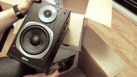 edifier DJ monitor speakers