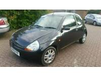 FORD KA LUXURY EDITION AC REAR SENSORS HTD SCREENS MOT TESTED
