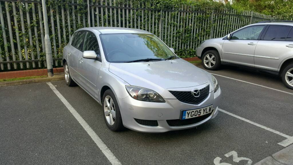 2005 mazda 3..1.6cc..service history..mot..great runner..hpi clear
