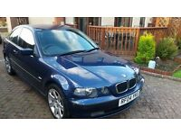 BMW 316 ti , 1.8l , 9 Months MOT, Service History with Lots of Receipts.