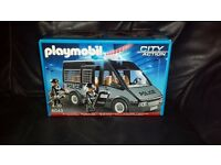playmobil Police riot van new siren model with lights. see other deals