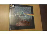 Pink Floyd Dark Side of the Moon Ltd Ed Vinyl Lp