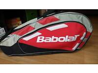 Babolat tennis bag 4 racket new
