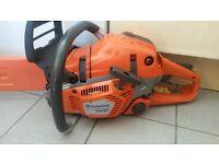 """Husqvarna 550XP 15"""" petrol pro-chainsaw 50.1cc"""