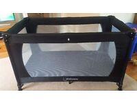 Travel cot for sale - excellent condition