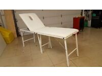 Portable Massage Table (Beauty Therapy) / Full size table with hydraulic unit also available