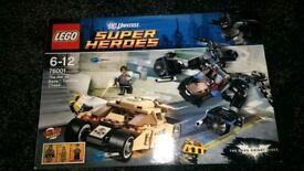 Lego DC super heroes 76001