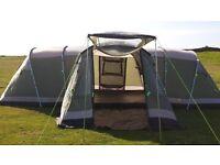 Outwell Nebraska XL 8 Man Tent