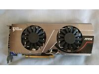 Video card MSI 7950 Twin Frozr 3 for sale