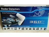 Radars detectors 360° full-band scanning