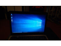 Laptop HP 635 AMD E-450 1.65GHz Processor Complete with charger & Fully Working Excellent condition