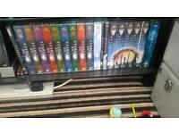 Stargate sg1 sgu atlantis dvd boxset movie