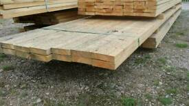38mm x 150mm Sawn Timber 5.1mtr Lengths