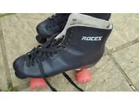 Roller skates quads