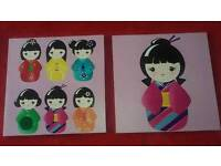 Chinese dolls pictures