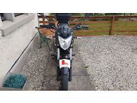 Motorcycle 125 for sale