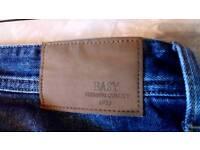 Easy premium 1973 used jeans size 36 s