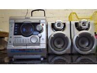 SAMSUNG hifi stereo