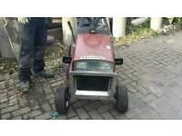 Sit on lawn mower spares or repairs