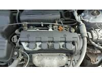 Honda civic 1.6 vtec engine done 80k