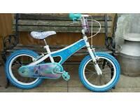 "Disney Frozen 12"" bike"