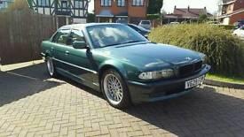1999 BMW E38 735i V8 Rare VGC Long MOT