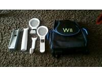 Wii Bag and Accessories