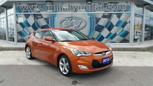 2013 Hyundai Veloster Base-BACKUP CAMERA/SENSORS/AC/POWER OPT